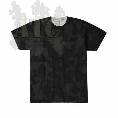 swedish M90 Night Camo sublimation printed Tee Shirt