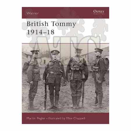 Brittish Tommy 1914-18 - Warrior N°16