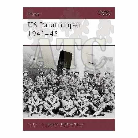 US Paratrooper 1941-45 - Warrior N°26