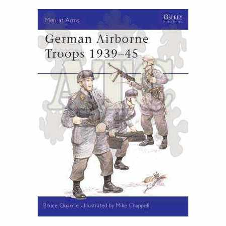 German Airborne Troops 1939–45 - MEN-AT-ARMS series N°229 second edition