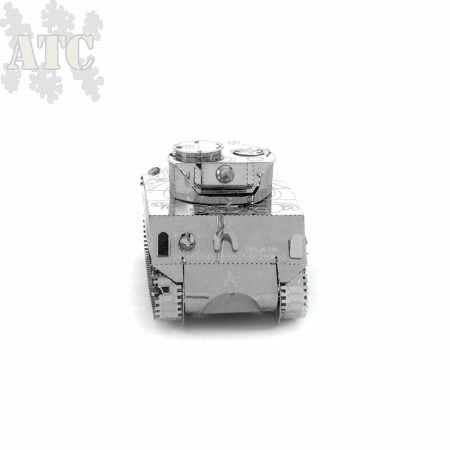 M4 Sherman Tank 3D Metal Model Kit