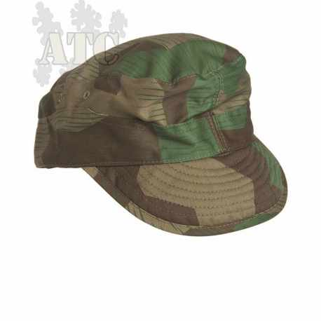 Casquette de Chasseur Alpin allemand  Splinter camo 2GM reproduction
