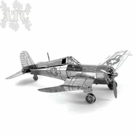 Maquette METAL 3D Avion Chance Vought F4U Corsair