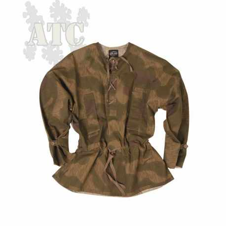 German WWII Tan & Water Camo Sniper Smock reproduction
