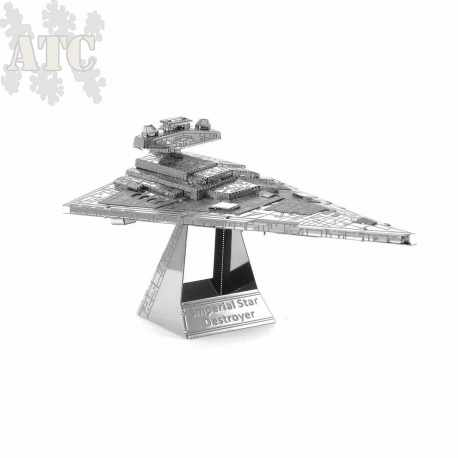 Maquette Métal 3D laser cut Star Wars Croiseur Interstellaire