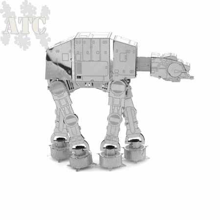Maquette Métal 3D laser cut Star Wars AT-AT