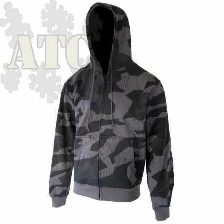"Hooded Sweatshirt "" Hoodie"" Splinter Night Camo"