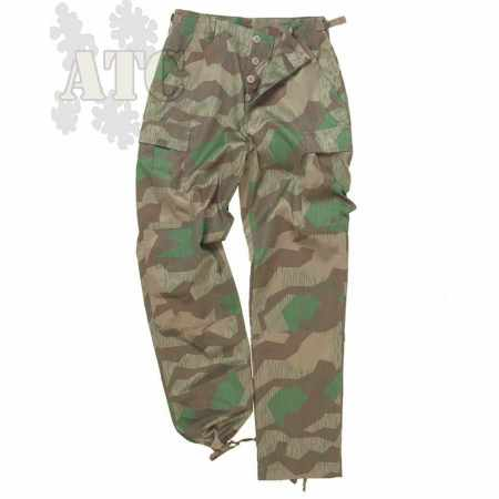 US Style BDU Rangers Field Pants Splinter Night Camo